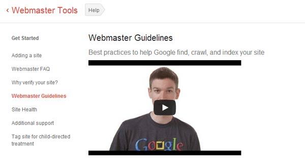 آموزش سئو از زبان گوگل