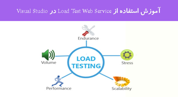 آموزش استفاده از Load Test Web Service در Visual Studio