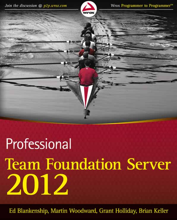 کتاب Team Foundation Server 2012