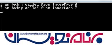 رابط ها (Interface) در #C